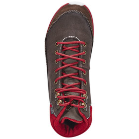 Dachstein Loden Walker DDS - Chaussures Femme - marron/rouge